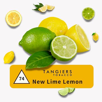 TANGIERS New Lime Lemon   - טבק טנג'ירז לימון ליים הדרים