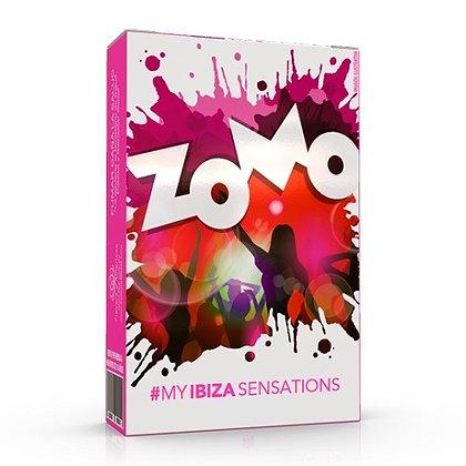 Zomo Ibiza Sensations 50 גרם