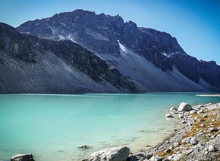 Whistler Lakes: Ephemeral Geological Wonders