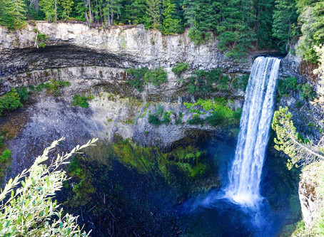 Brandywine Falls: A hangover from the Ice Age