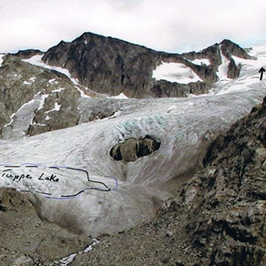 Glacier monitoring update shows Wedgemount continues to recede