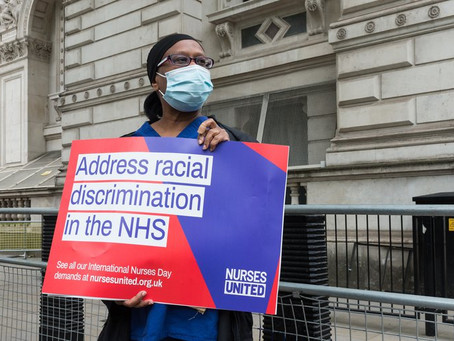 Why we need to do more to put an end to racial discrimination in the medical community!