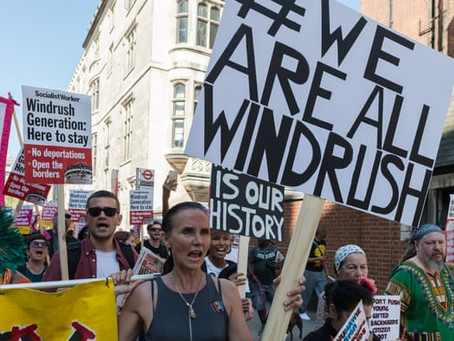 Why we must continue to fight for justice for the Windrush victims