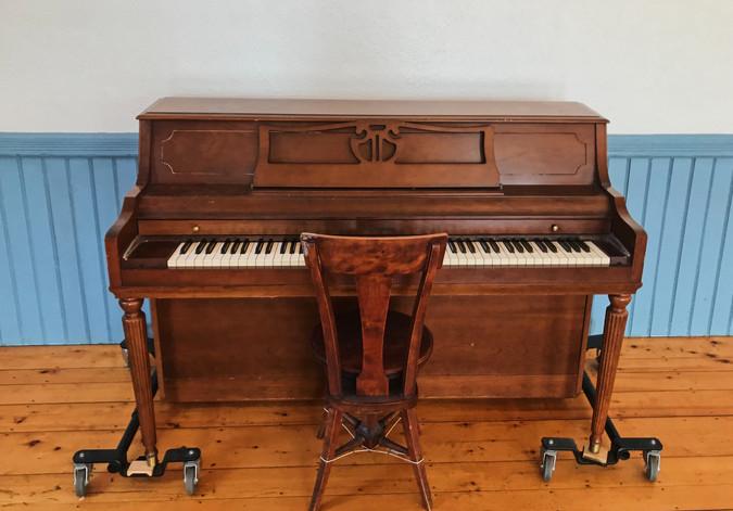 Bolles Hall Piano