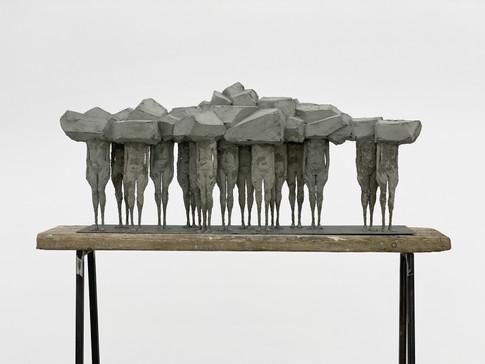 Ben Sana Mecburum I Bound to You, 2019 Beton | Concrete  110 x 20 x 45 cm