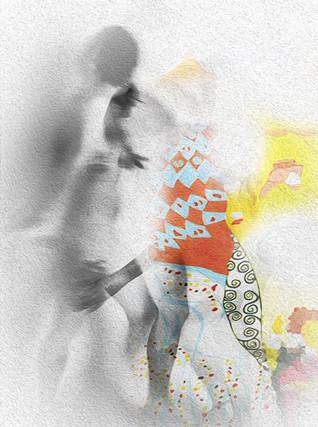 In The Shadows-lll, 2019 Arşivsel pigment baskı, 28 x 21cm