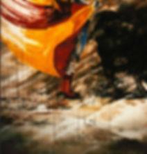 peintre marie c allio · aquarelles · acryliques · illustrations · dessins · watercolors · thèmes : · portraits  · dos · torero corrida