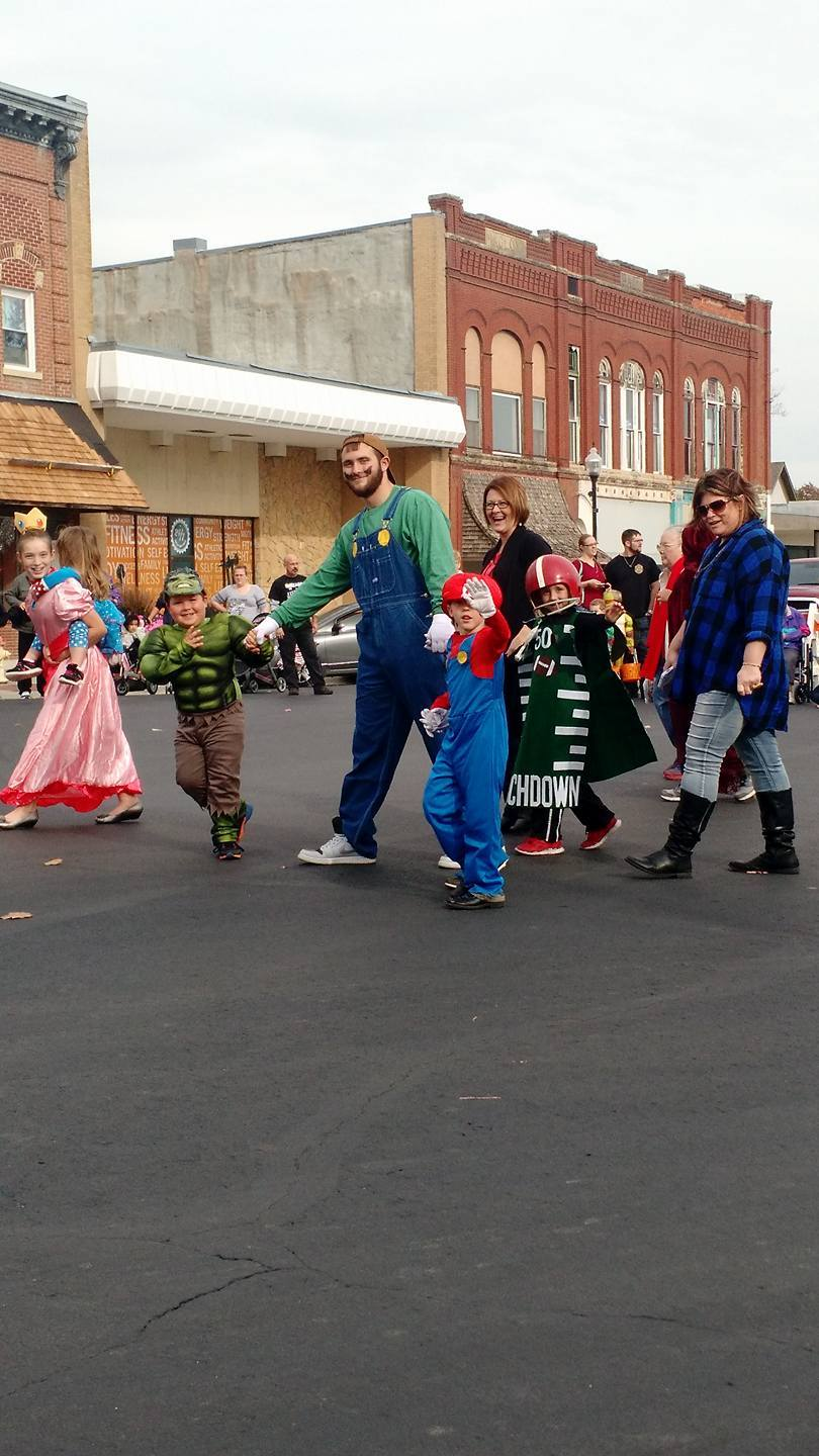 Afternoon Parade Costume Kiddos