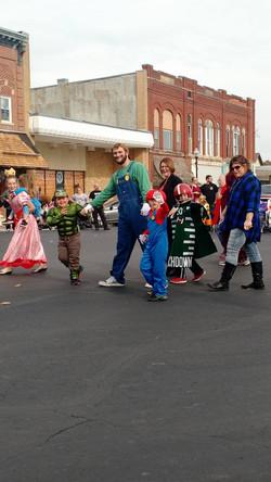 Afternoon Parade Costume Kiddos