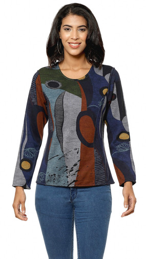 Reversible Abstract Top