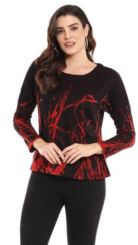 Molten Lava Sweater
