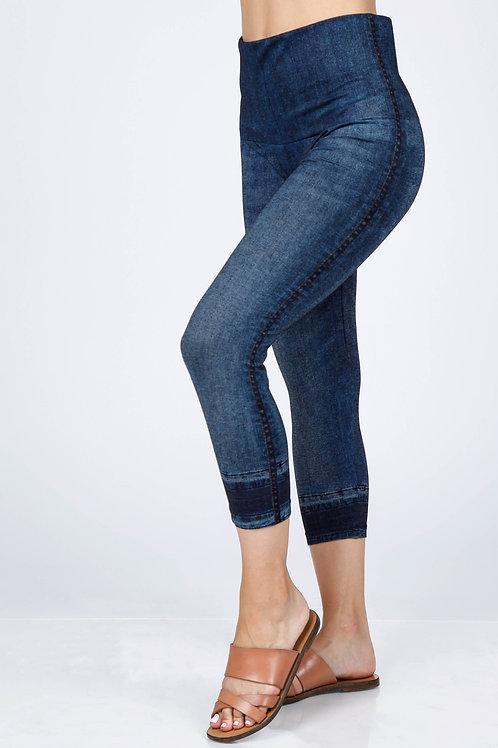 High-Rise Crop Legging