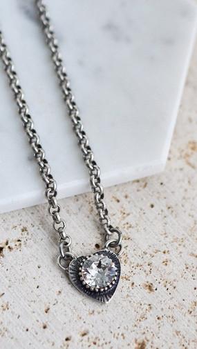 Sweetheart Swarovski Necklace
