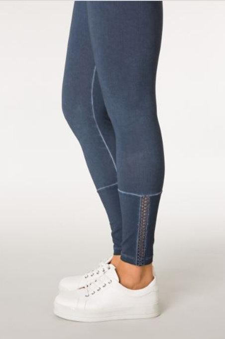 Vintage Wash Cotton Legging