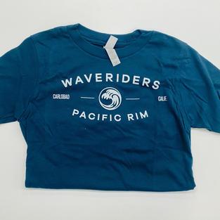 Boys Crewneck Shirt-Navy