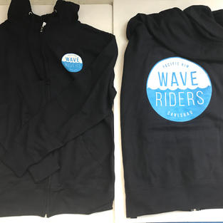 Adult Navy Zip-Up Sweatshirt