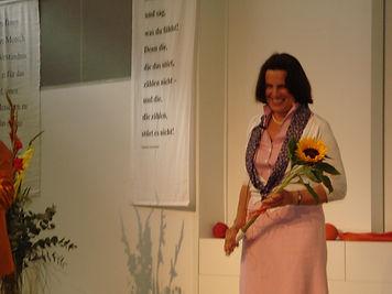 Leiterin des Instituts für Logotherapie Tübingen Wien