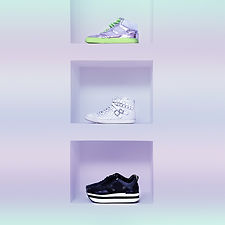 Sneaker Display
