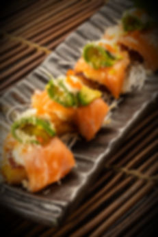 123_Salmon Sushi Pizza_1