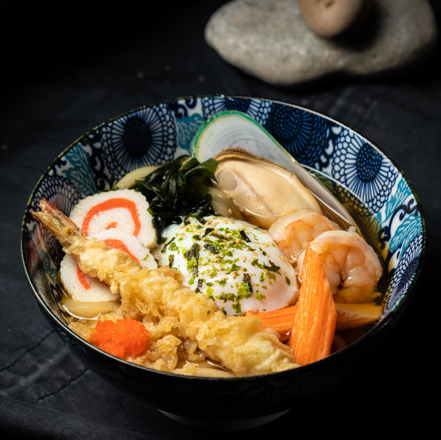 Syogun Sushi Seafood Udon