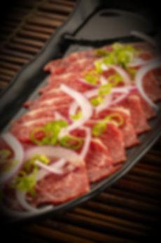 120 Beef Tataki E