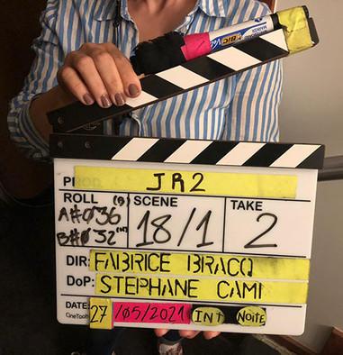 """""""Joyeuse Retraite 2"""" de Fabrice Bracq"""