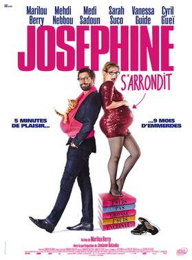 """Joséphine s'arrondit"" de Marilou Berry"