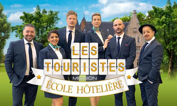 Les Touristes mission école hôtelière
