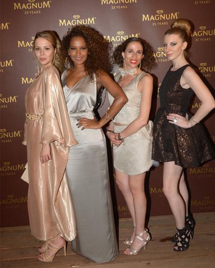 Soirée pour les 25 ans de Magnum au Festival de Cannes