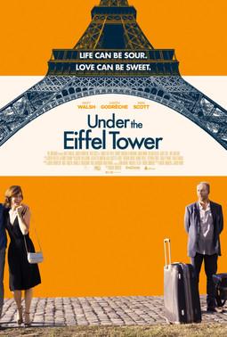 """""""Under the Eiffel Tower"""" de Archie Borders"""