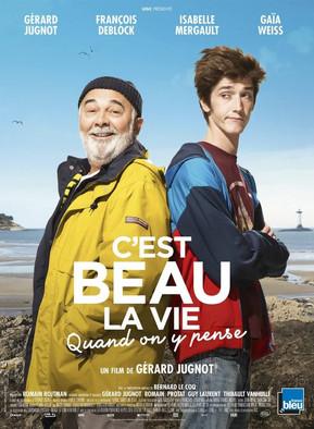 """""""C'est beau la vie quand on y pense"""" de Gérard Jugnot"""