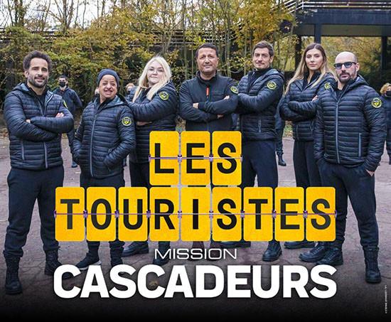 les touristes mission cascadeurs