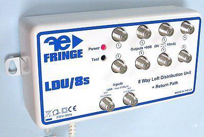 Fringe LDU/8s-F