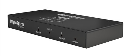 Wyrestorm 1 to 2 HDMI Splitter
