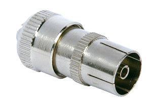 Coax Plug - Female