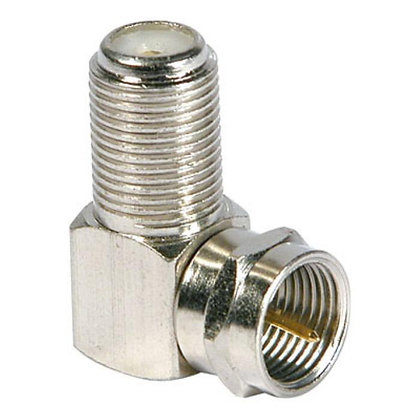 F Connector – Right Angled
