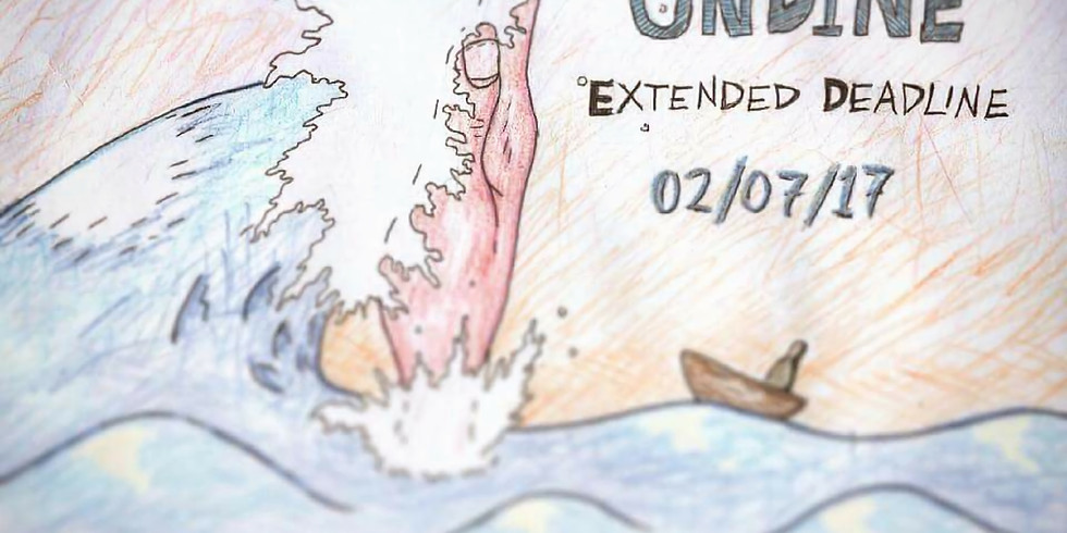 UNDINE: Of the Waves Release Party