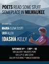 Poets Read Some Stuff Someplace in Milwaukee 4 ft. Dasha Kelly