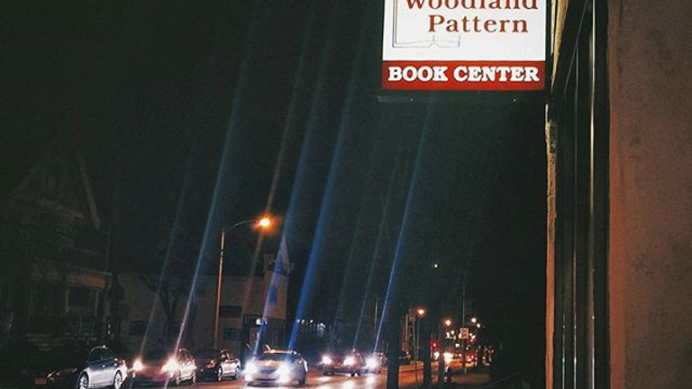 WOODLAND PATTERN POETRY MARATHON LATE NITE HOURS
