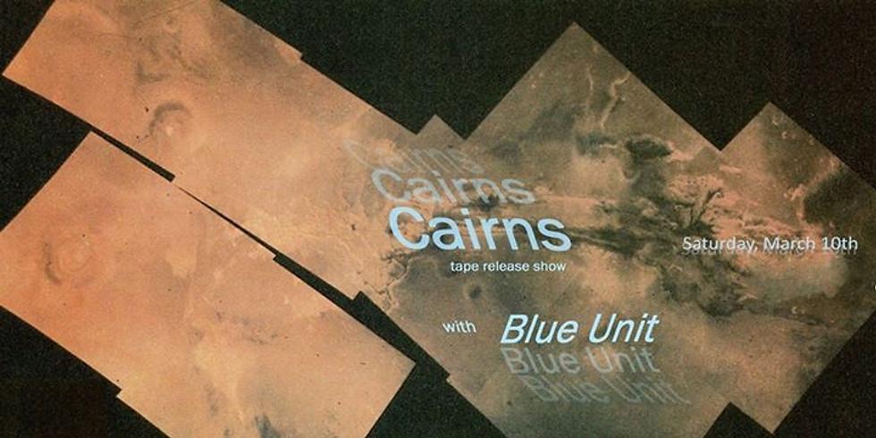 CAIRNS, BLUE UNIT, PEACEBONE