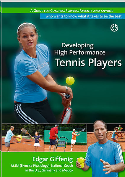 Front Cover Developing High Performnce Players