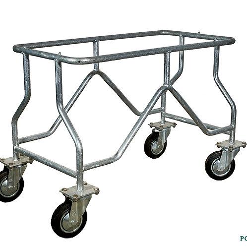 Márniční a kremační vozík na rakve