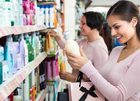 Crise não afeta mercado de cosméticos, que cresce 10,6%.