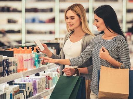 Vendas de cosméticos e serviços de beleza se revelam a prova de crises