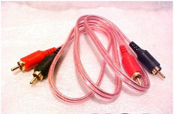 Stereo RCA Cable