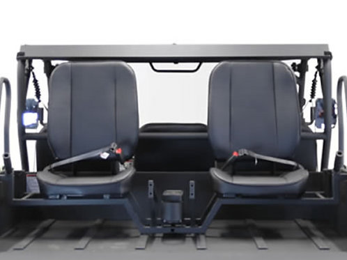 MASSIMO BACK SEATS KIT, WARRIOR 800/1000