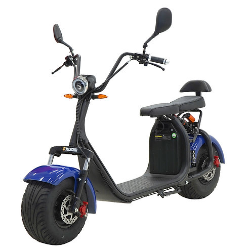 2000W ELECTRIC FAT TIRE SCOOTER