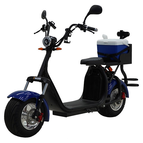 2000W ELECTRIC FAT TIRE SCOOTER GOLF