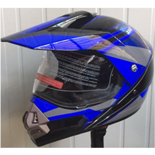 BLD 819- Motorcross with Visor