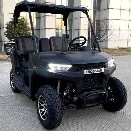 Crossfire 200cc EFI Golf Cart w/ Dump Bed